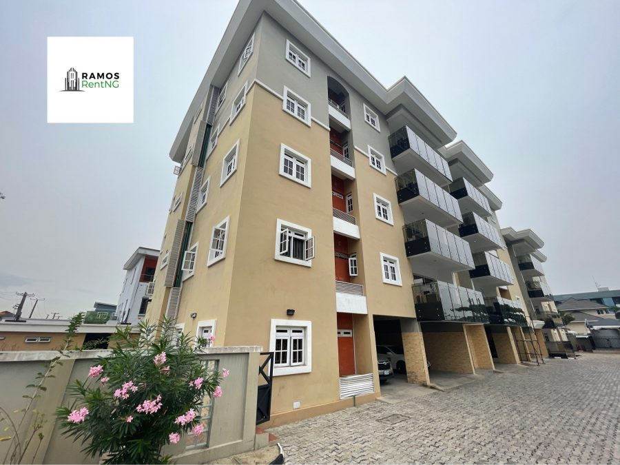 3 BEDROOM APARTMENT AT VICTORIA ISLAND FOR RENT