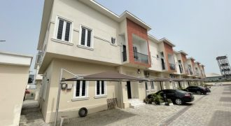 4 BEDROOM TERRACE DUPLEX AT ORCHID FOR RENT