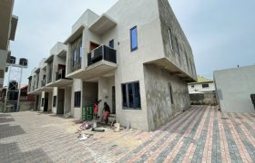 4 BEDROOM TERRACE AT AGUNGI FOR SALE