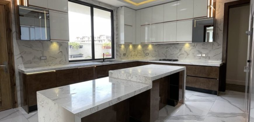 5 BEDROOM FULLY DETACHED DUPLEX AT IKOYI FOR SALE