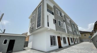 4 BEDROOM TERRACE FOR SALE AT IKATE