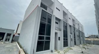 2 BEDROOM TERRACE AND BQ AT LEKKI PHASE 1 FOR RENT