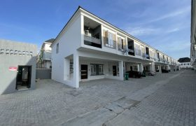 3 & 4 BEDROOM TERRACE DUPLEX AT ORCHID FOR SALE