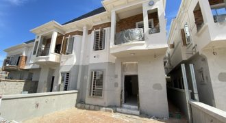4 BEDROOM SEMI-DETACHED DUPLEX AT 2ND TOLL GATE FOR SALE