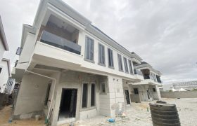 4 BEDROOM SEMI-DETACHED DUPLEX AT ORCHID FOR SALE