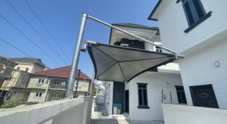 4 BEDROOM FULLY DETACHED DUPLEX AT SECOND TOLL GATE FOR RENT