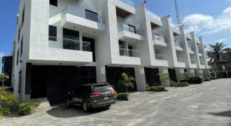4 BEDROOM TERRACE AT VICTORIA ISLAND FOR SALE