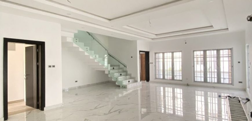 5 BEDROOM FULLY DETACHED DUPLEX AT ORCHID FOR SALE