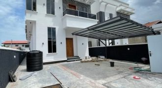 5 BEDROOM DETACHED HOME AT OSAPA FOR SALE