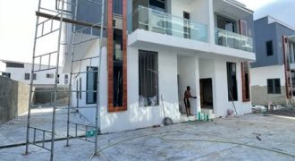 4 BEDROOM SEMI DETACHED DUPLEX AT ORCHID FOR SALE