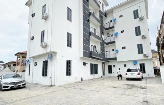 3 BEDROOM APARTMENT AT IKATE FOR SALE