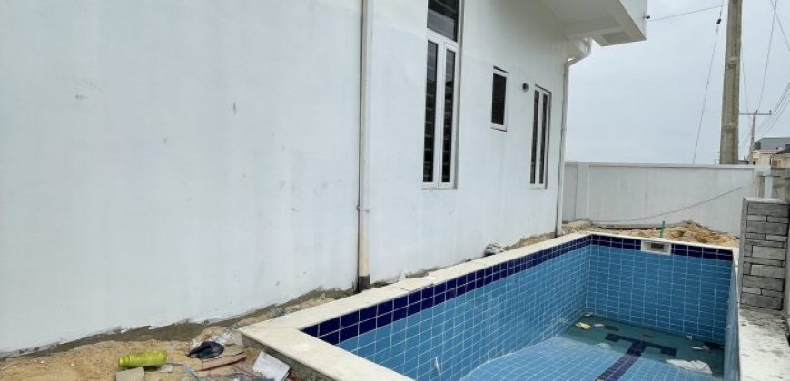 5 BEDROOM DETACHED DUPLEX AT ORCHID FOR SALE